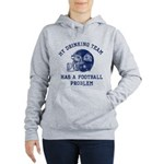 Drinking Team Women's Hooded Sweatshirt