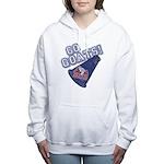 Go Goats Women's Hooded Sweatshirt