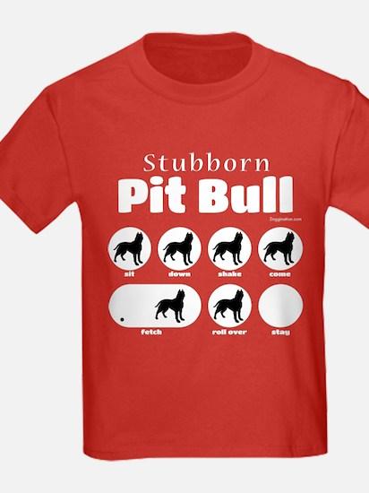 Stubborn Pit Bull v2 T