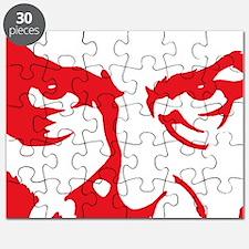 Jack Nicholson The Shining Puzzle