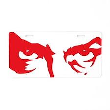 Jack Nicholson The Shining Aluminum License Plate
