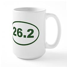 26.2 Green Mugs