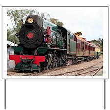 Pichi Richi Train, South Australia Yard Sign