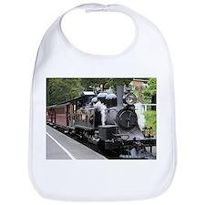 Steam engine, Victoria, Australia Bib