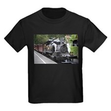 Steam engine, Victoria, Australia T-Shirt