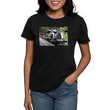Steam engine, Victoria, Australia T-Shirt