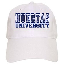 HUERTAS University Baseball Cap