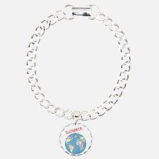 00-ornR-slovakia-globe.p Bracelet