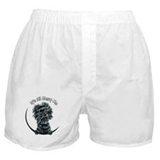 Affenpinscher IAAM Boxer Shorts