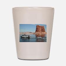 Lake Powell, Arizona, USA Shot Glass