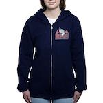 Blue Mountain State Women's Zip Hoodie