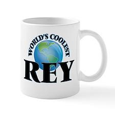 World's Coolest Rey Mugs