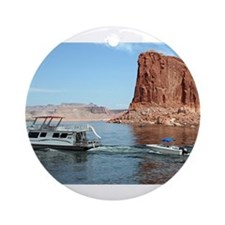 Lake Powell, Arizona, USA Ornament (Round)