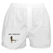 """""""Simply Irresistable"""" Boxer Shorts"""