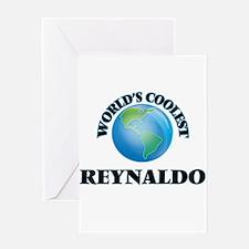 World's Coolest Reynaldo Greeting Cards