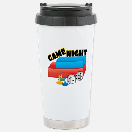 Game Night Travel Mug
