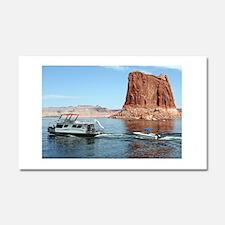 Lake Powell, Arizona, USA Car Magnet 20 x 12