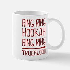 Ring Ring Hookah True Blood Mugs
