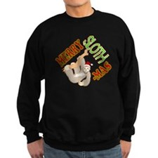 Sloth Merry Christmas Sweatshirt