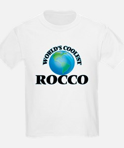 World's Coolest Rocco T-Shirt
