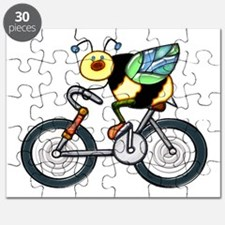 Bee on a Bike Puzzle