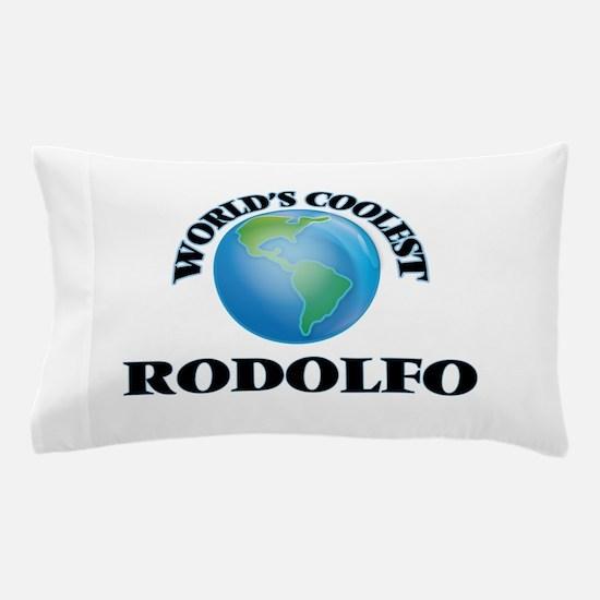 World's Coolest Rodolfo Pillow Case