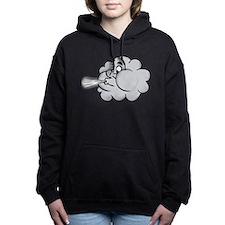 Cloud Women's Hooded Sweatshirt