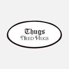 Thugs Need Hugs Patches