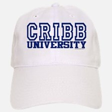 CRIBB University Baseball Baseball Cap