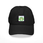 LUCKY MONKEY Black Cap