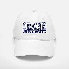 CRANK University Baseball Baseball Cap