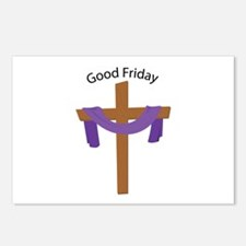 Good Friday Postcards (Package of 8)