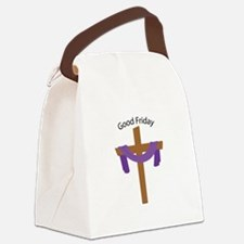 Good Friday Canvas Lunch Bag