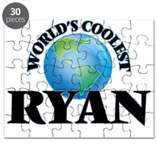 World's Coolest Ryan Puzzle