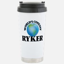World's Coolest Ryker Stainless Steel Travel Mug