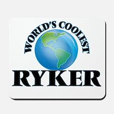 World's Coolest Ryker Mousepad