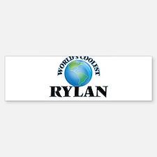 World's Coolest Rylan Bumper Bumper Bumper Sticker