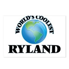 World's Coolest Ryland Postcards (Package of 8)