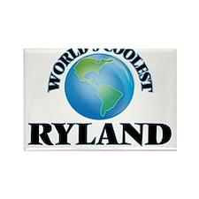 World's Coolest Ryland Magnets