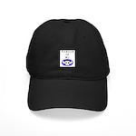 PARKER IS #1 Black Cap