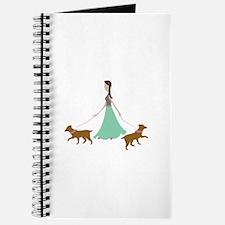Walking Dogs Journal