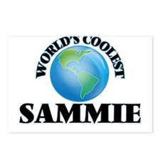 World's Coolest Sammie Postcards (Package of 8)