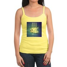 Soccer with water slpash Tank Top