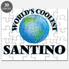 World's Coolest Santino Puzzle