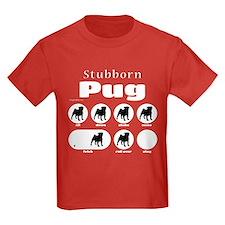 Stubborn Pug v2 T