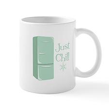 Retro Refrigerator Chill Mugs