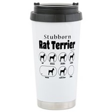 Stubborn Rattie v2 Travel Mug