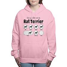 Stubborn Rattie v2 Women's Hooded Sweatshirt