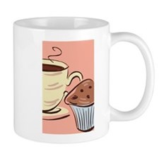 Coffee and Muffin Mug