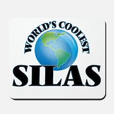 World's Coolest Silas Mousepad